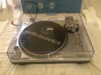 Audio-Technica AT-LP120 Direct Drive Turntables