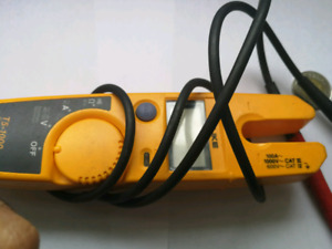 T5 fluke clamp meter
