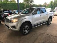 Nissan NP300 Navara 2.3dCi Double Cab 4WD Pickup N-Connecta