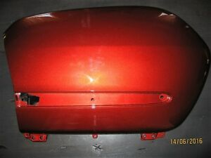 2007 Honda Goldwing GL1800 Right Saddlebag Lid *YR275M*