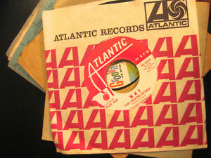 Cash paid for 45rpm records 45's collections, also LP's
