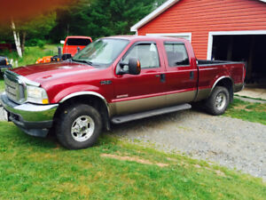 Two f250s for parts or repair