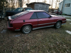 86 Shelby Charger Parts and other FWD Dodge parts