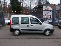 Renault Kangoo 1.6 16v Authentique 5dr MODIFIED FOR WHEEL CHAIR/RAMP 07/57 (grey) 2007