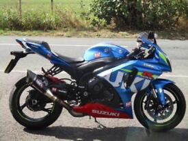 SUZUKI GSX-R1000 L6 MOTO GP, 2016/16.