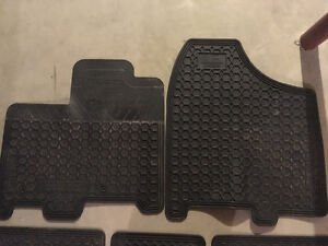 Toyota Sienna All Weather Mats