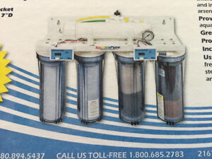Brand new Reverse osmosis system