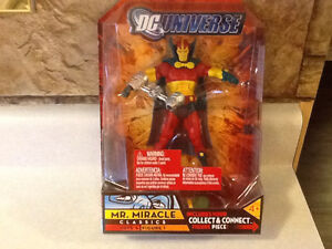 DC UNIVERSE CLASSICS MR MIRACLE