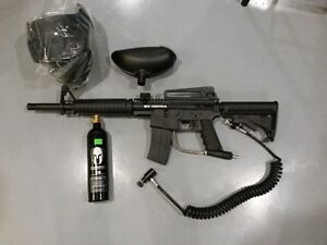 BT Omega Paintball Marker and accessories Sarnia Sarnia Area image 1