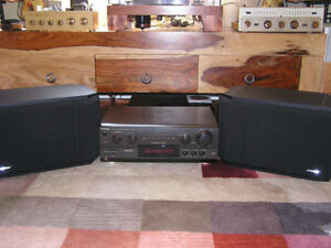 Ampli/amplifier / amplificateur.+speakers/enceintes/haut-parleur