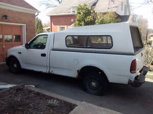 1998 Ford F-150 Pickup Truck for Sale  - 550$ Nego