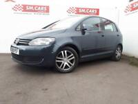 2010 10 VOLKSWAGEN GOLF PLUS 2.0 TDI SE 140PS.SUPERB COLOUR.FULL SH.FINANCE POSS