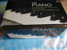 THE PIANO Collection (100CD Classical Music)