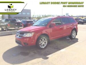 2014 Dodge Journey RT  DVD, back up camera, Navigation