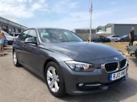 2013 BMW 3 Series 2.0 320d Sport (s/s) 4dr