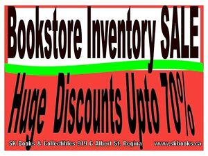 SK Books & Collectibles Inventory Sale