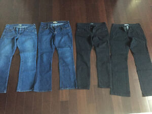 Old NAvy Jeans/Khakis- size 4