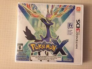 POKEMON X GAME FOR 3DS
