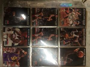 Nba cards from early 90s