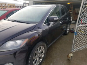 2009 4×4 FULLY LAODED MAZDA CX-7