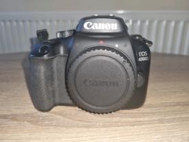 Canon EOS 4000D Camera