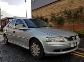 Vauxhall/Opel Vectra 1.8i 16v 2001MY LS