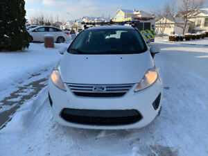 Selling Ford Fiesta White