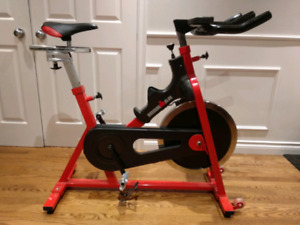 Ironman Spin Spinning Bike indoor cycling