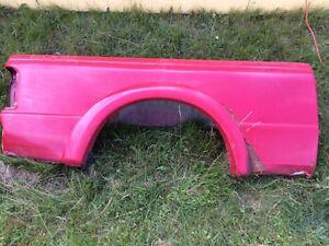 Ford ranger box side
