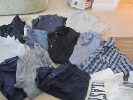 LARGE bundle of mens XL clothes !!!