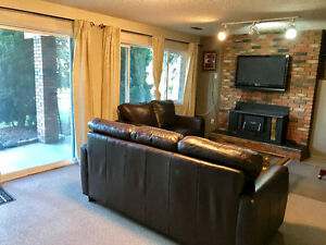 One bedroom suite in Lake Country