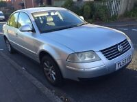 VW PASSAT 1.9 TDI AUTO, Leather seats