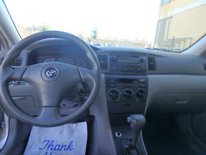 2006 Toyota Corolla CLEAN - NO ACCIDENT - ALLOYS - CERTIFIED Kitchener / Waterloo Kitchener Area image 15