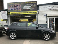 2011 SEAT LEON 1.6 TDI CR(105)ECOMOTIVE S COPA 5 DR*12 MONTH WARRANTY INCLUDED