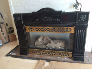Heritage Gas Fireplace