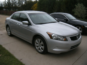 2009 Honda Accord - Low KM - Alberta Car