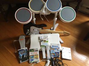 Nintendo Wii Add on Components