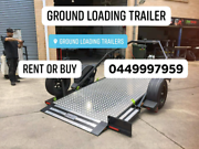Ground loading trailers parts/ sales/ service Girraween Parramatta Area Preview