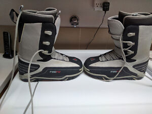 New Price - Firefly Snowboard boots, Men's 10, good condition Cambridge Kitchener Area image 2