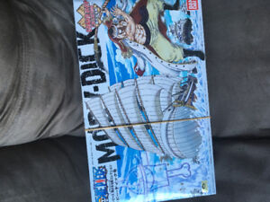 Brand New Moby Dick Model Ship