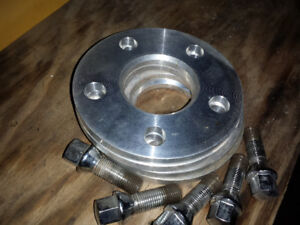 Volkswagen well spacer