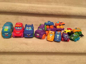Tonka toy cars in great condition!