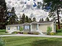 Delivery Included* for This NEW 4 Bdrm 22' Wide Mobile Home