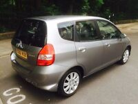 Honda JAZZ SE 2006 1.4 Manual 5 Door Hatchback Silver