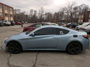 Genesis coupe SERIOUS INQUIRY ONLY OBOTRADE AVAILABLE READ BELOW