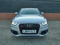 2014 Audi Q3 2.0 TDI S line Plus S Tronic quattro 5dr SUV Diesel Automatic