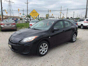2010 MAZDA MAZDA3 GX ★ SPORTY ★ AUX PORT ★ GAS SAVER