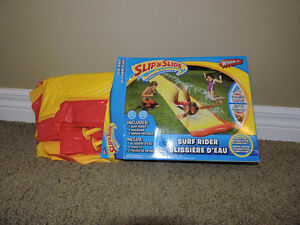 Slip & Slide...Only used once in great condition.