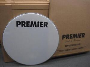 "Premier & Remo 32"" & 30"" - Bulk Lot of 20 Bass Drum Heads!"