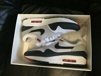 Nike Air Max 1 Patch - Size 11 - Worn Literally Once!